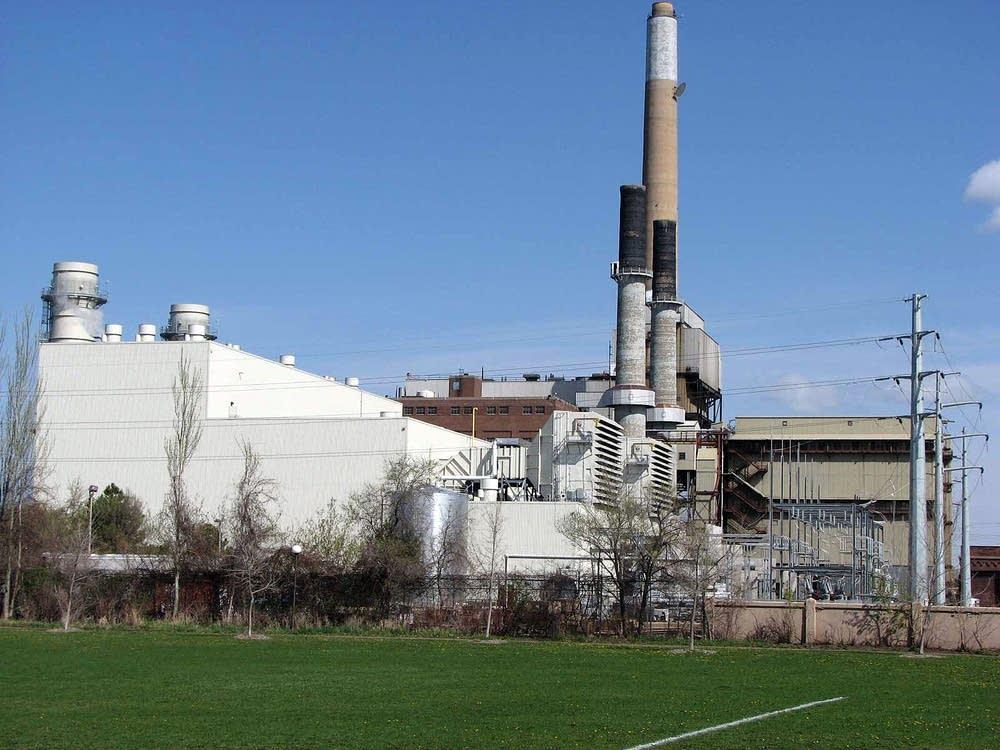 The Riverside plant