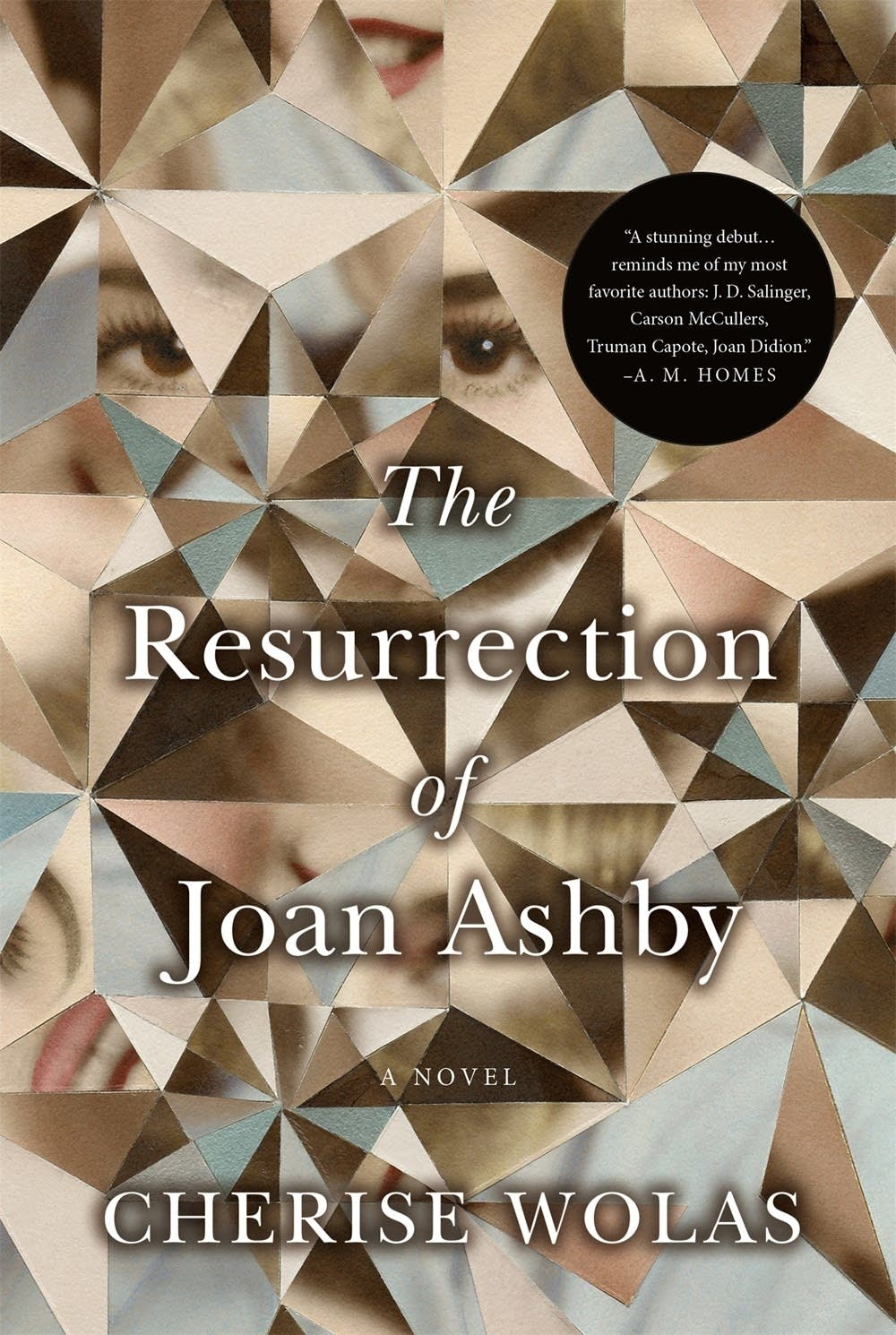 'The Resurrection of Joan Ashby' by Cherise Wolas