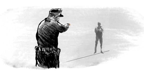 Taser illustration