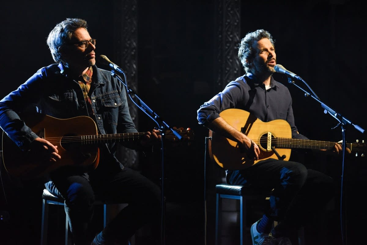Flight of the Conchords on 'The Late Show with Stephen Colbert'