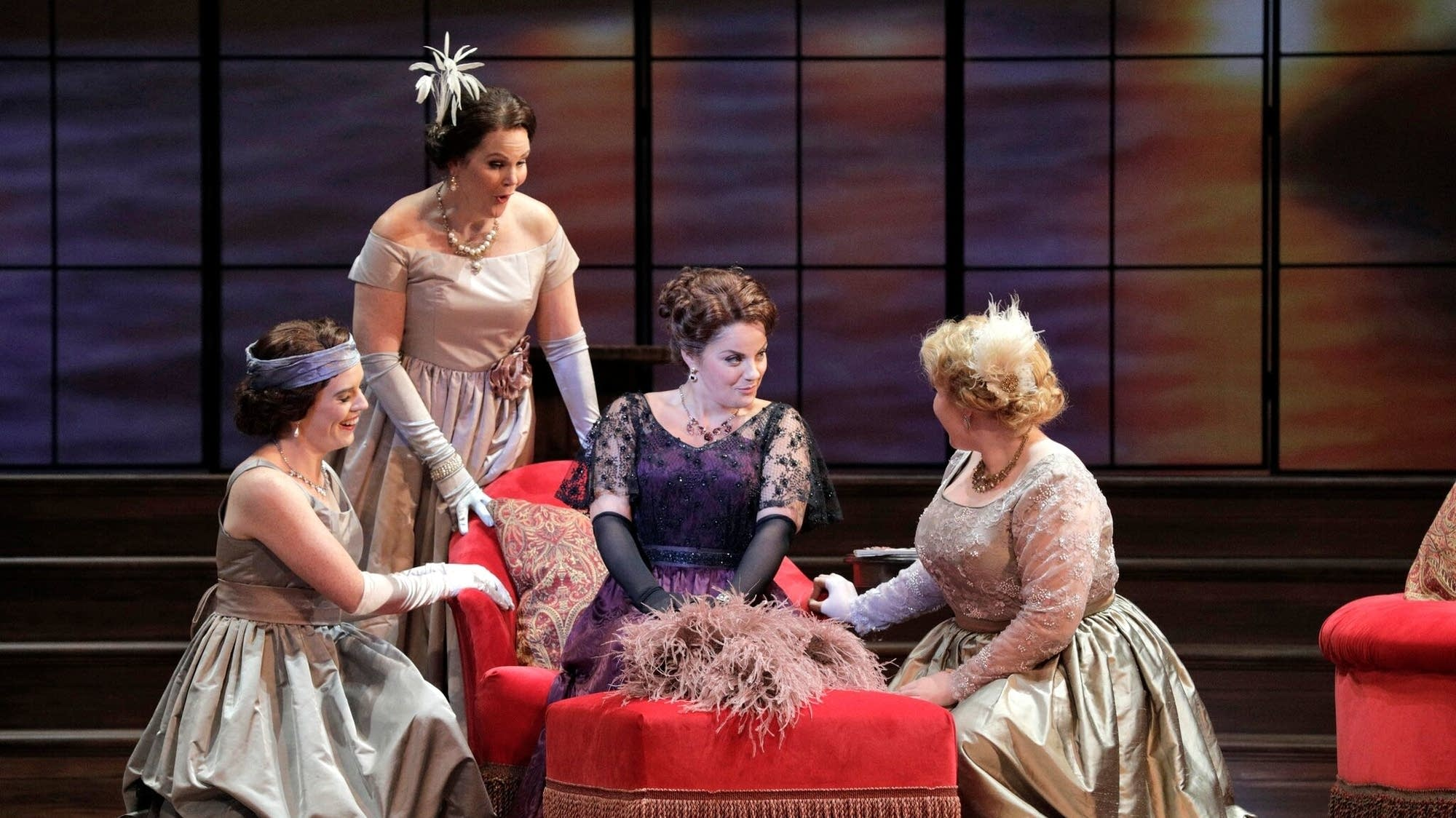 Minnesota Opera's production of 'La Rondine.'