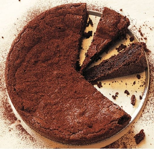French-Style Chocolate Cake