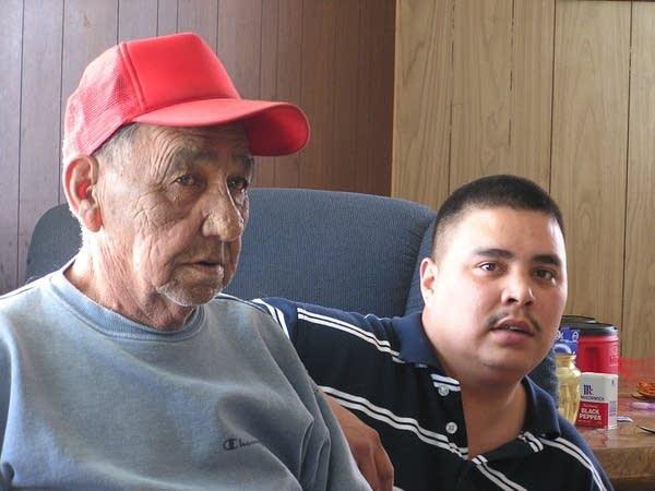 Dave's grandfather