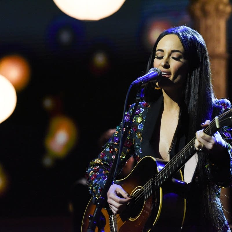 Kacey Musgraves on 'The Late Show with Stephen Colbert'