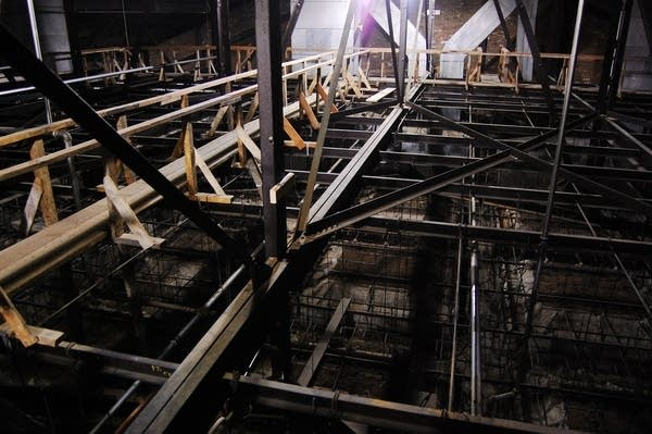 Northrop's attic