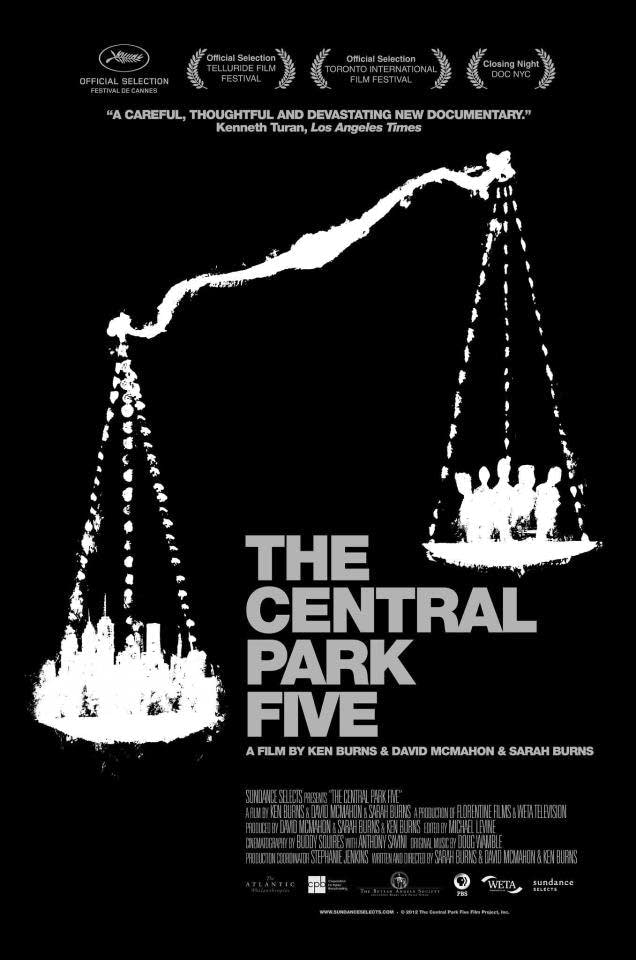 'The Central Park Five'