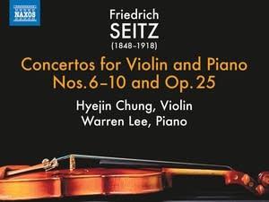Friedrich Seitz - Violin Concerto No. 8: III. Allegro giusto