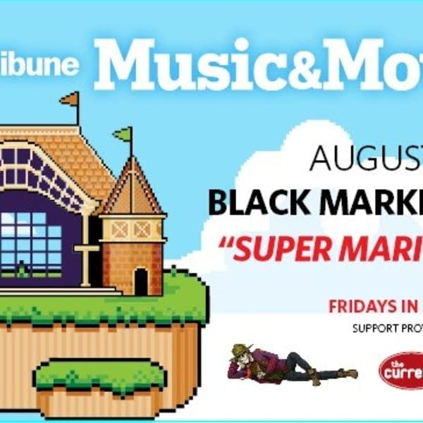 "Music & Movies: Black Market Brass & ""Super Mario Bros."" 