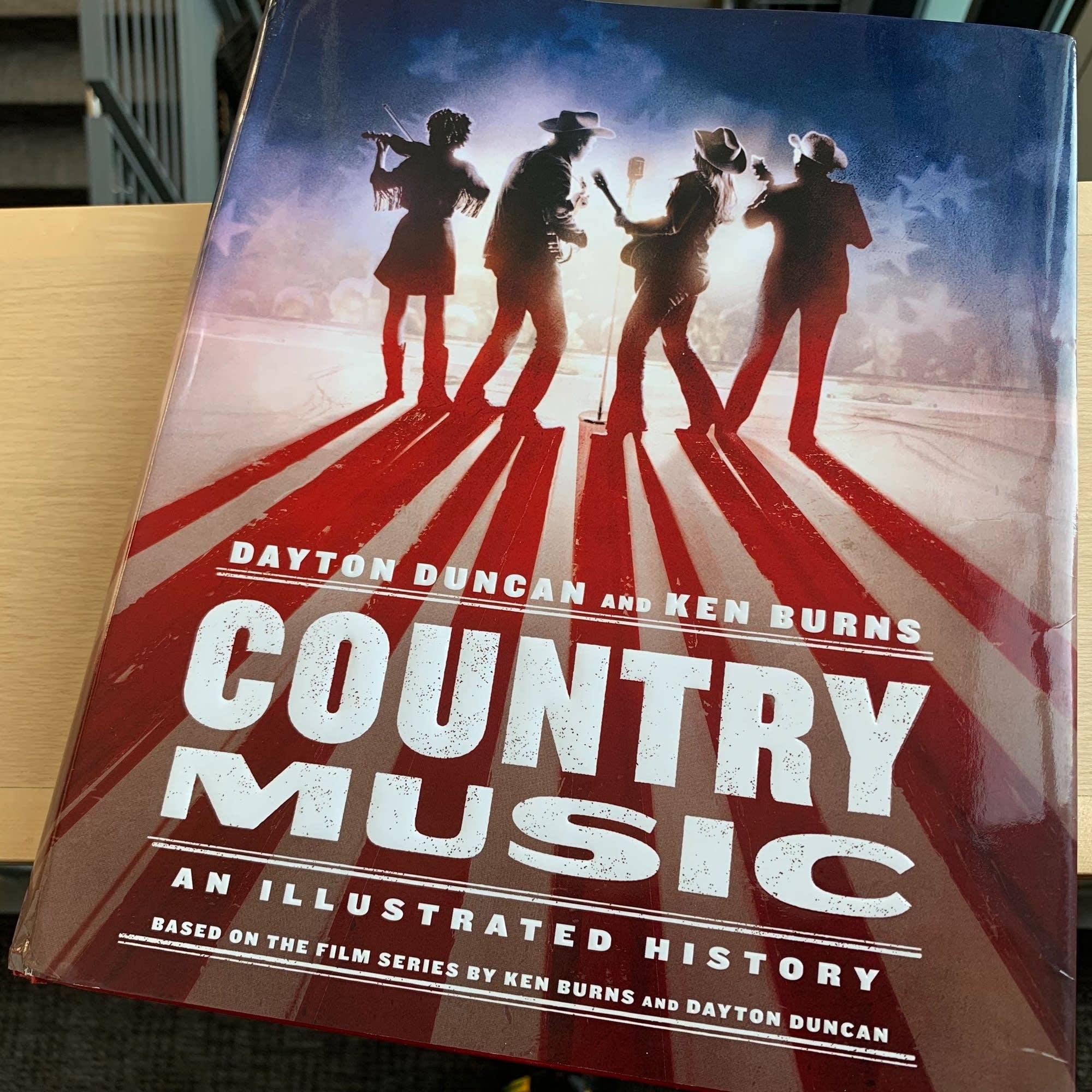 'Country Music: An Illustrated History.'