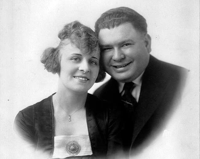Moe Thompson, Audre Thompson