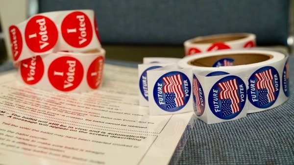 Primary voting in Richfield