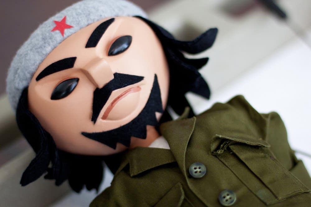 Che Guevara puppet