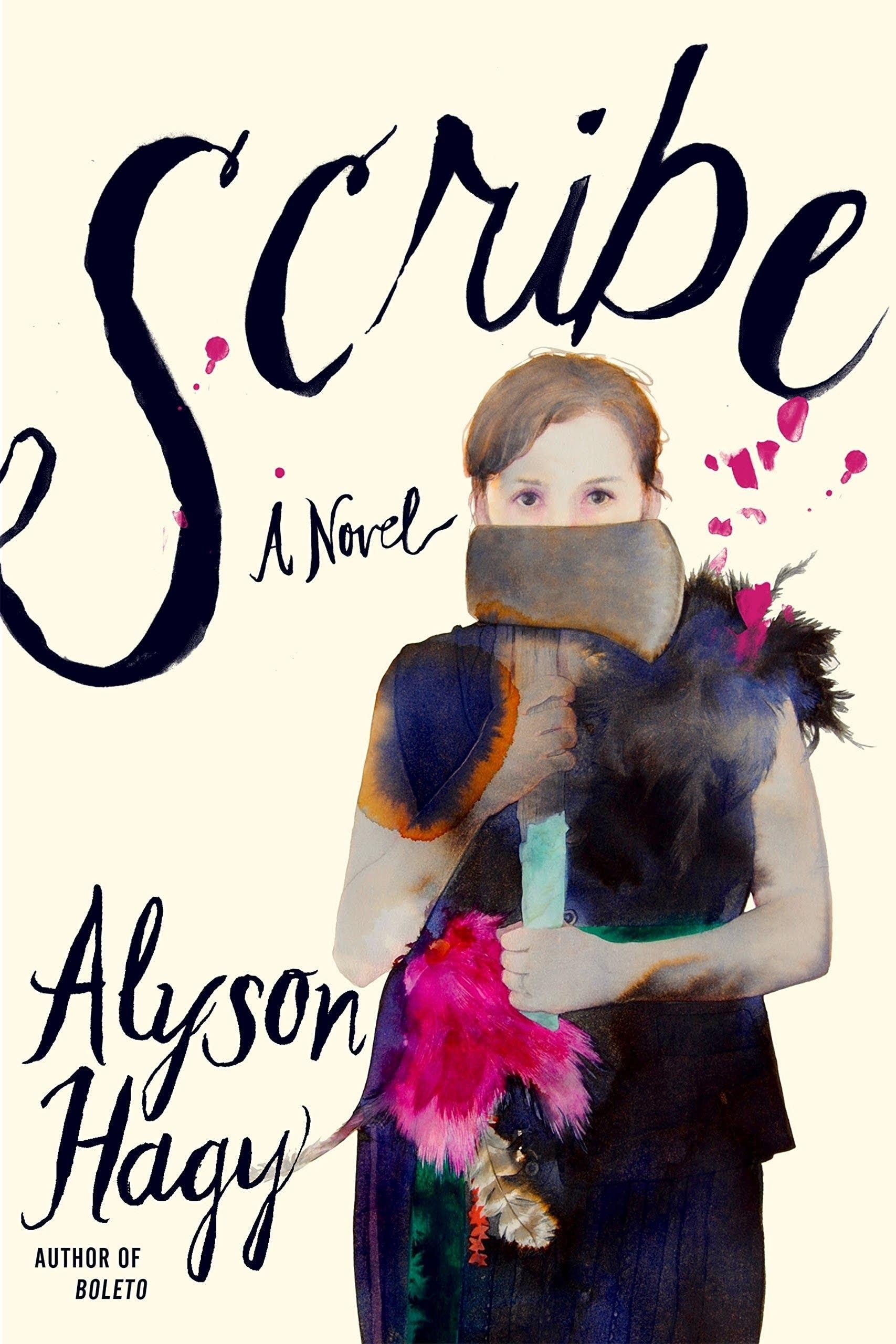 'Scribe' by Alyson Hagy