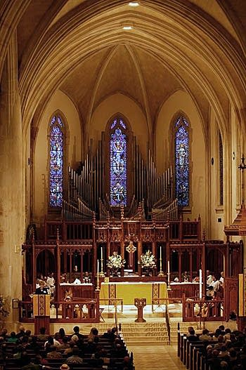 1962 Aeolian-Skinner organ at the Cathedral of Saint Philip, Atlanta