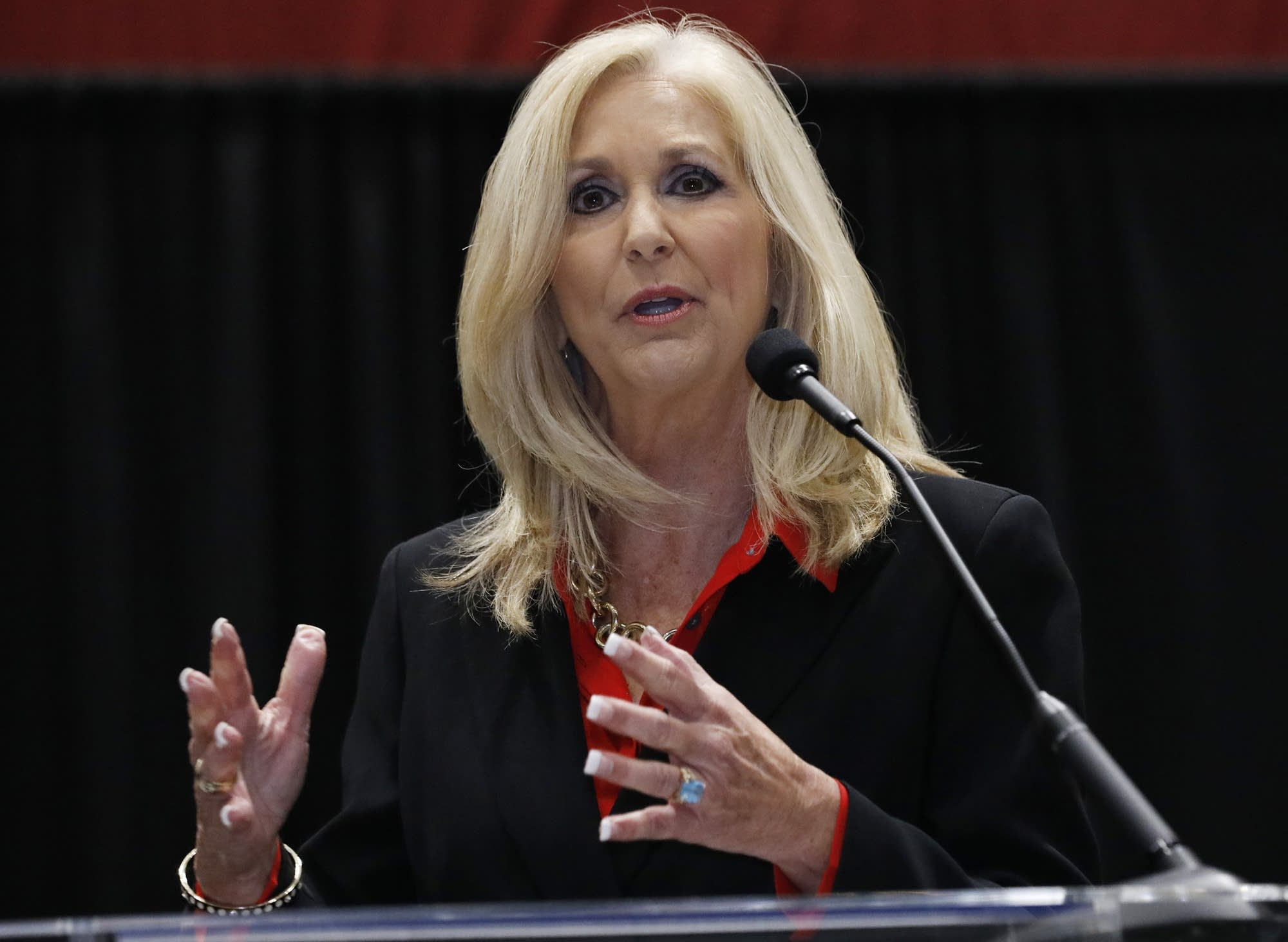 Republican Lynn Fitch, Mississippi's attorney general-elect,