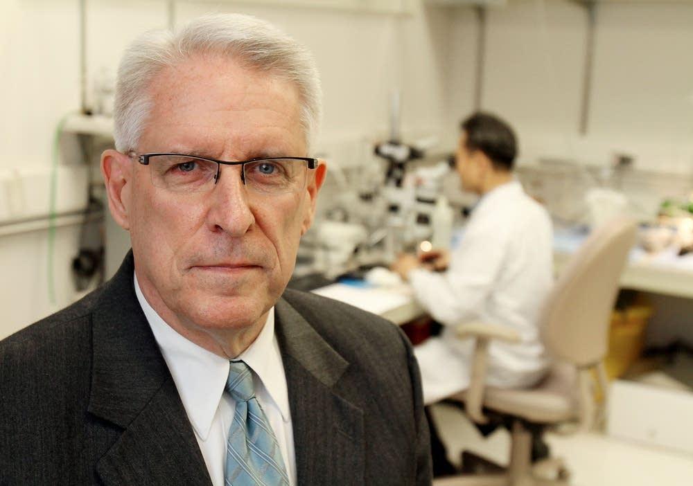 Mayo Clinic's Dr. Gary Sieck