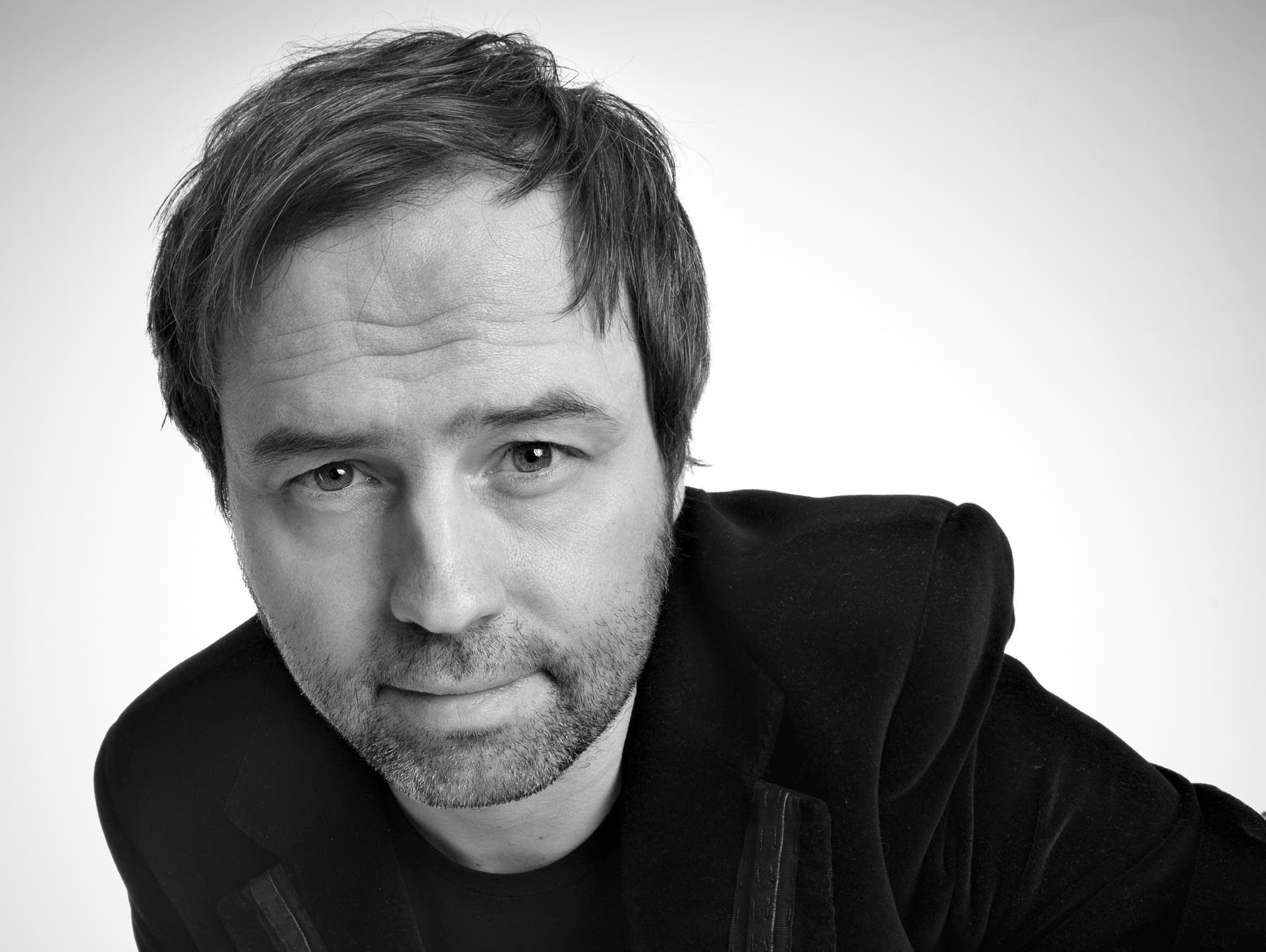 Estonian composer Tonu Korvits