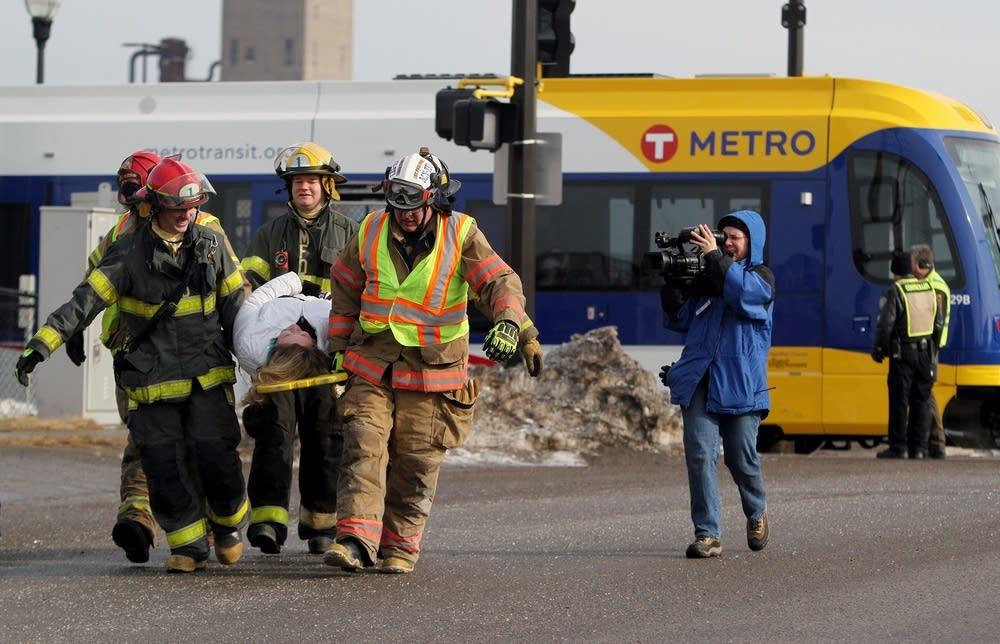 Emergency response drill