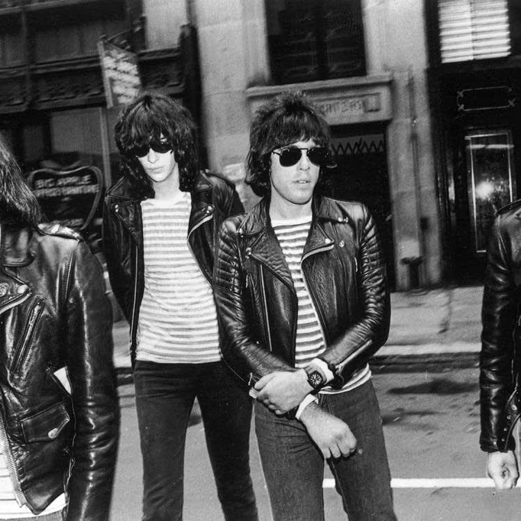 The Ramones 1981