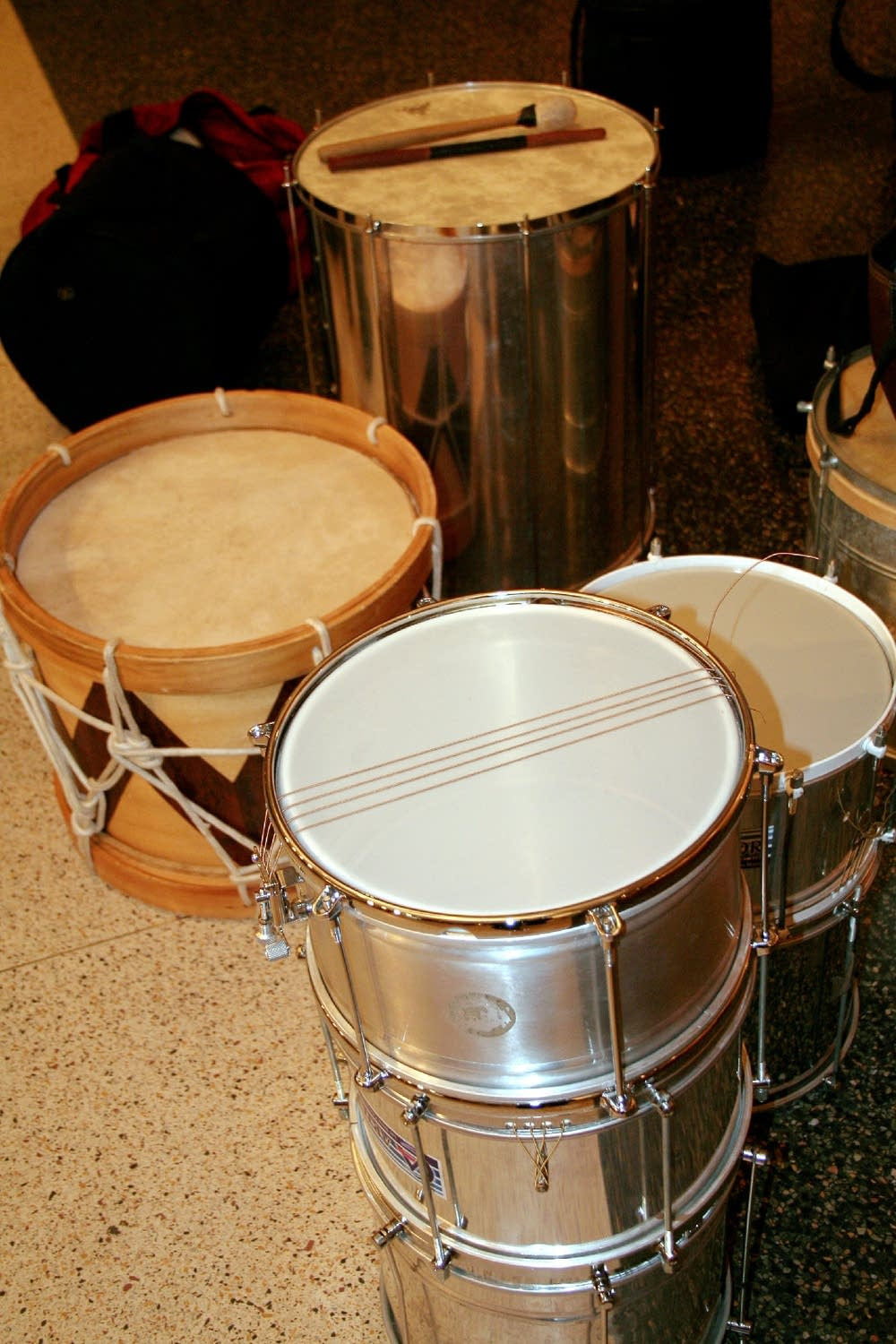 Brazilian drums