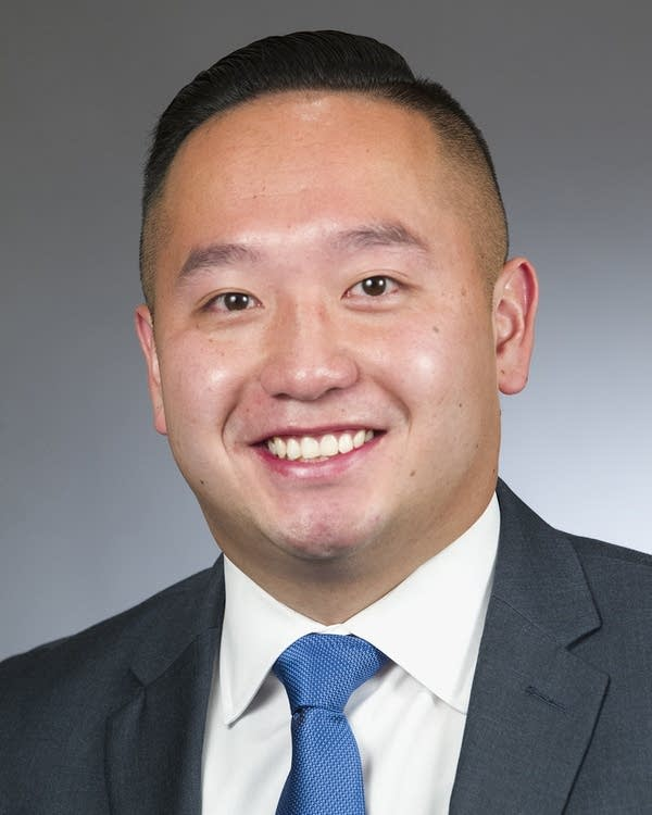 State Rep. Fue Lee.