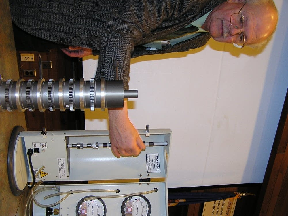 Particle detector
