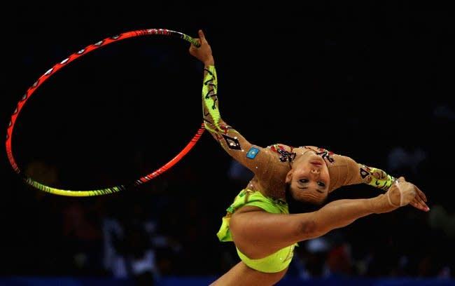 Olympics Day 15 - Rhythmic Gymnastics