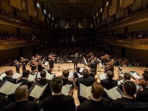 Photo of Handel and Haydn Society Performing