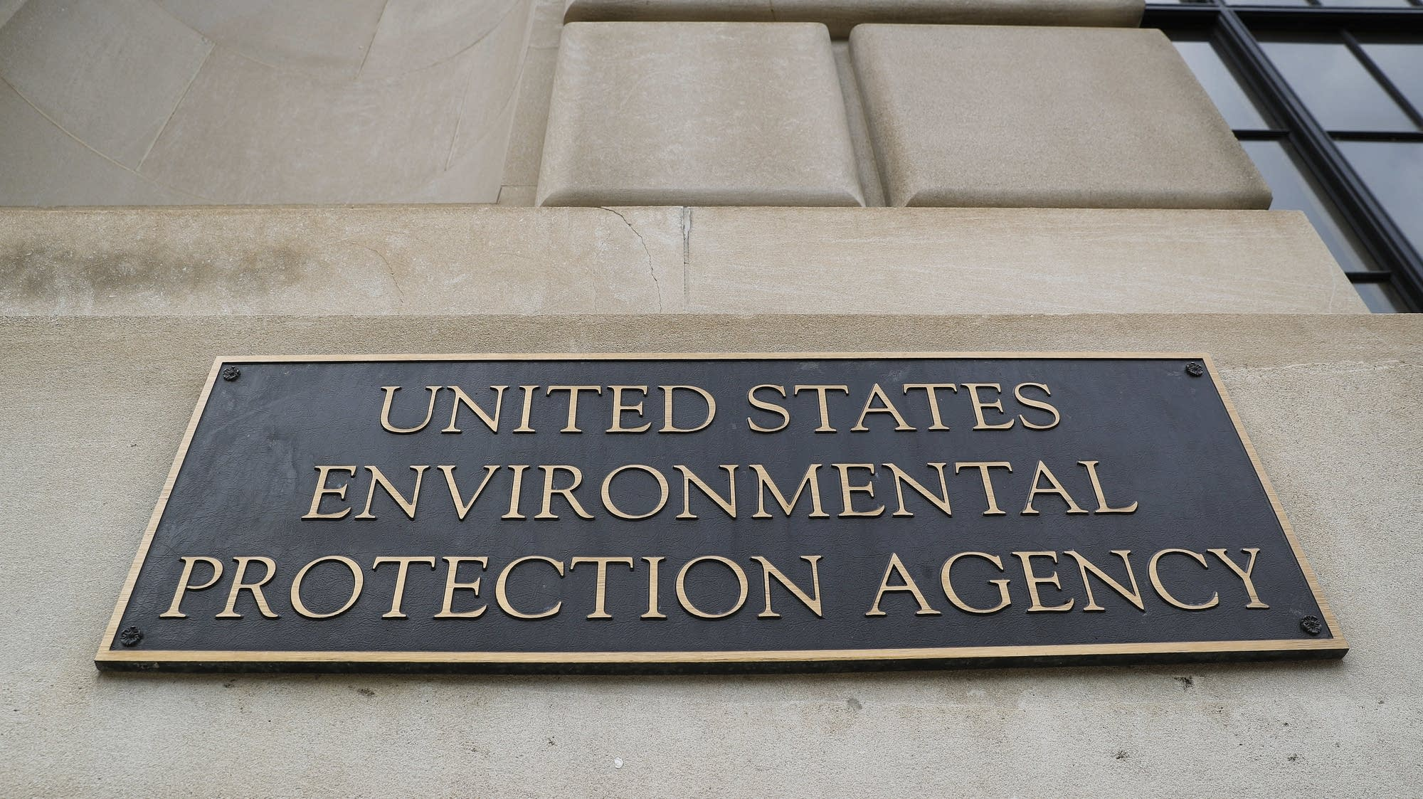 The Environmental Protection Agency Building in Washington, D.C.