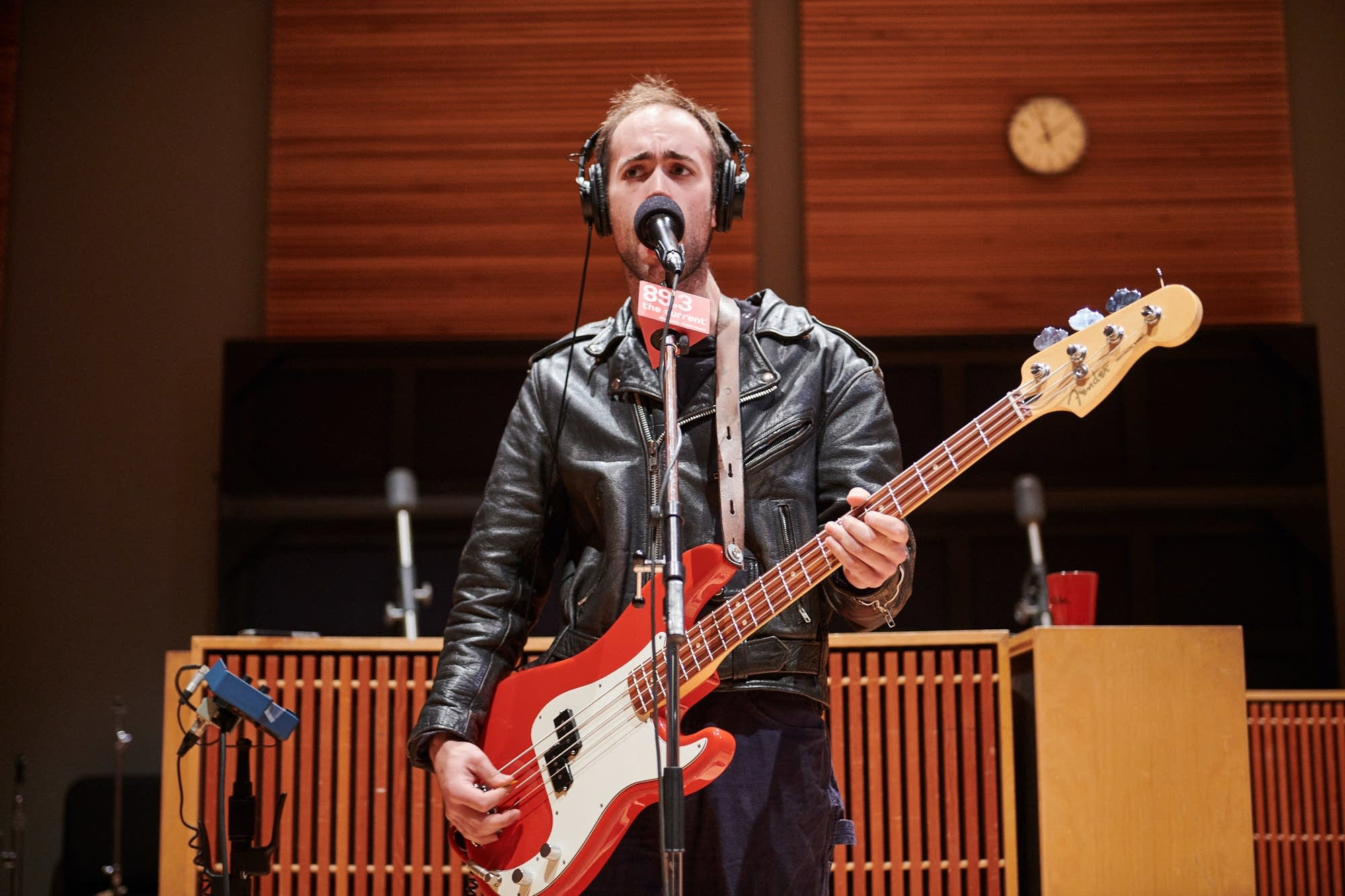 The Dirty Nil perform in The Current studio