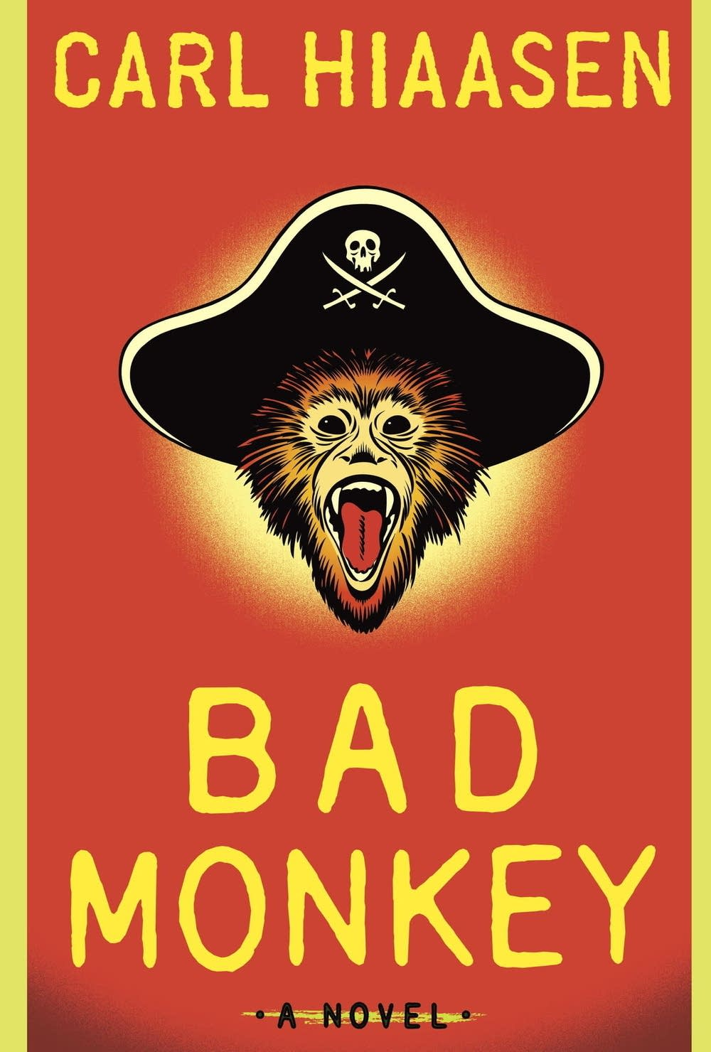 'Bad Monkey' by Carl Hiaasen