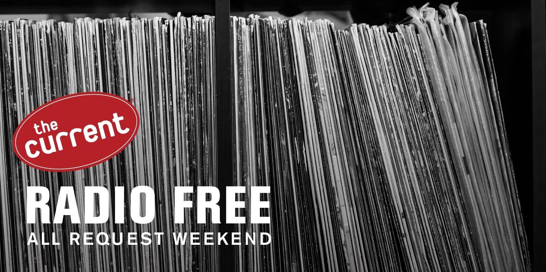 Radio Free Weekend graphic - general