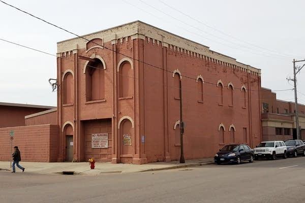 The Hope Engine Company No. 3 firehouse
