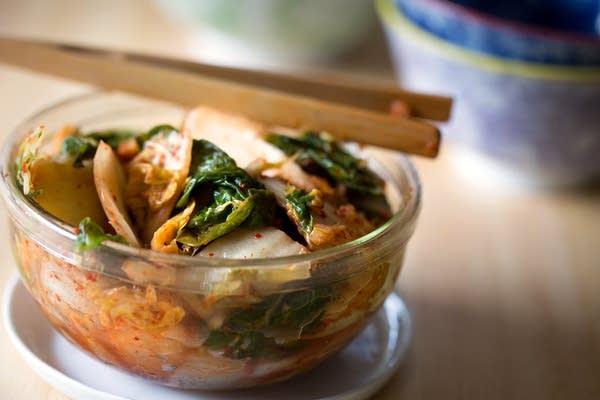 Yon's kimchi