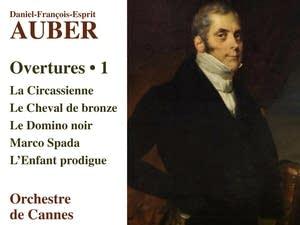 Daniel-Francois Auber - Le cheval de bronze: Overture