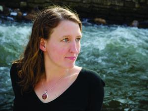 Author Kelly Barnhill