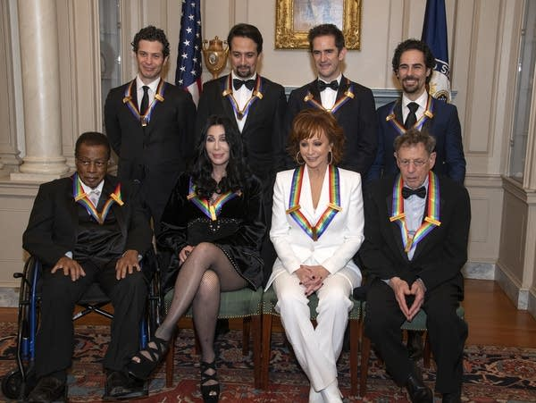 Music News Lin Manuel Miranda Cher Reba McEntire Among Kennedy Center Honorees