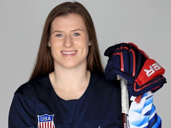 Kelly Pannek, Team USA women's hockey
