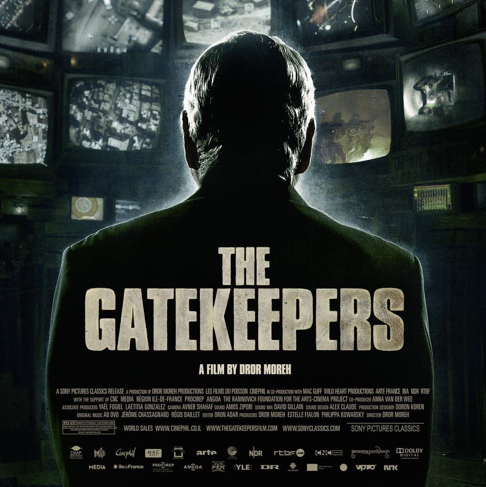 'The Gatekeepers' poster