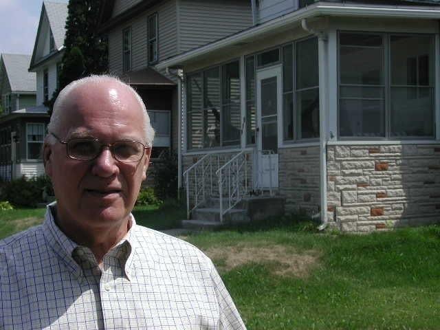 St. Paul City Council member Dan Bostrom