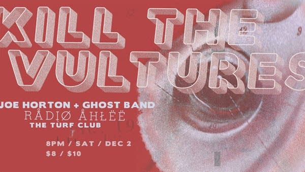 Kill The Vultures show at Turf Club