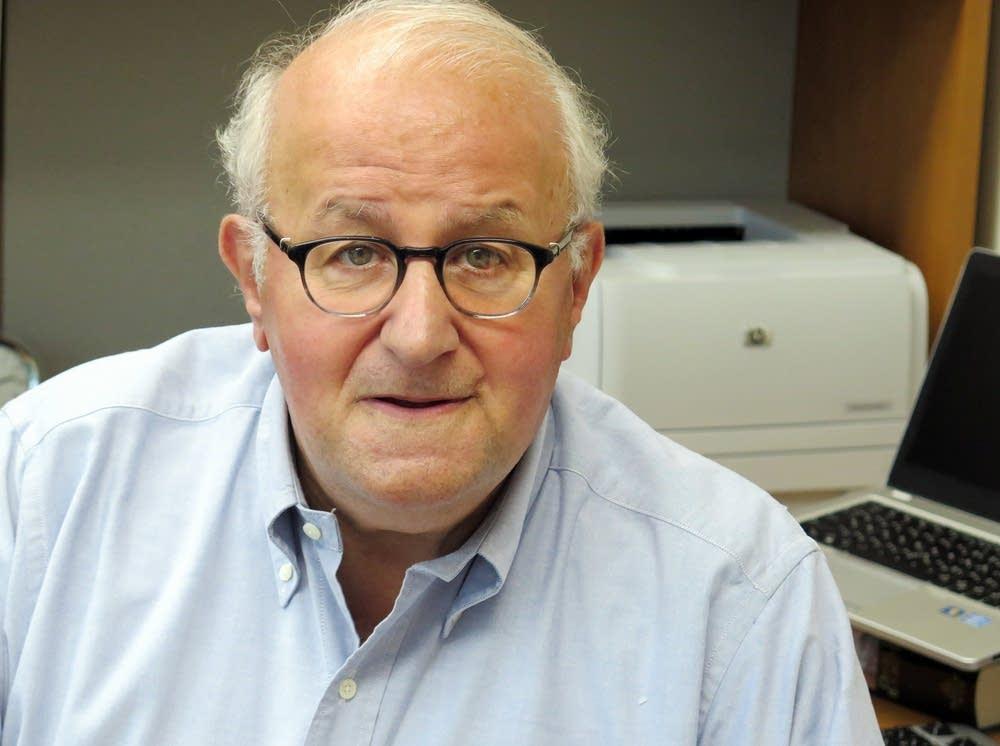Management professor John Militello