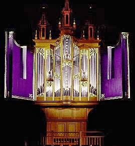 1996 Taylor & Boody organ at Saint Thomas Church, New York, NY
