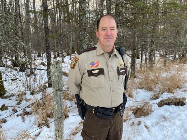 Aitkin County Sheriff Dan Guida