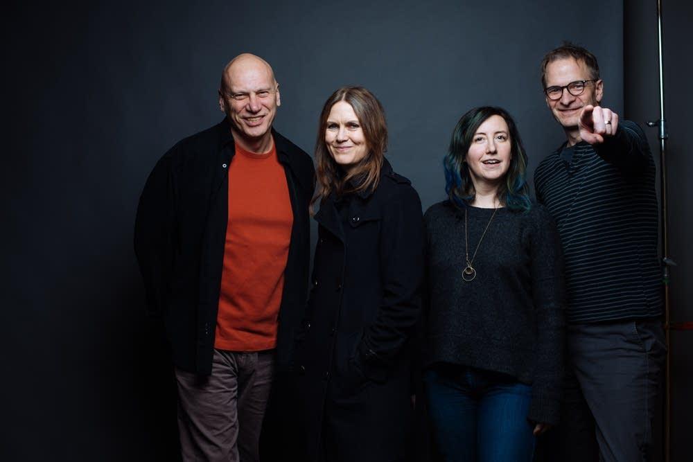 Mark Wheat with Juliana Hatfield, Jade and Jim