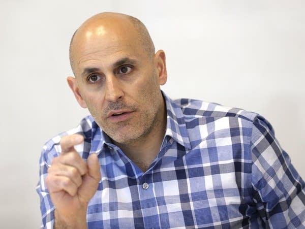 E-commerce mogul Marc Lore