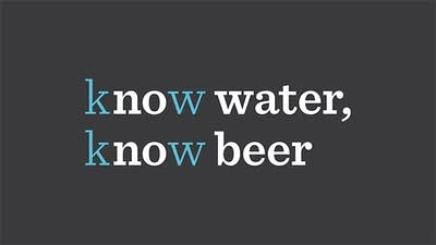 Know Water, Know Beer