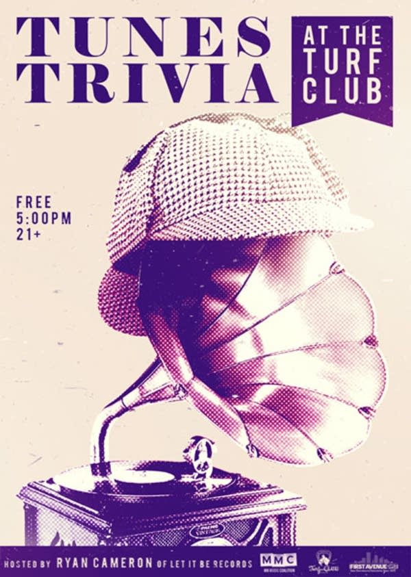 Tunes Trivia at the Turf Club