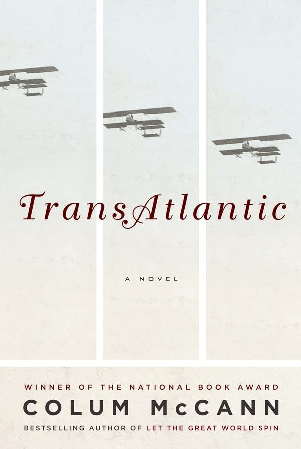 TransAtlantic' by Colum McCann