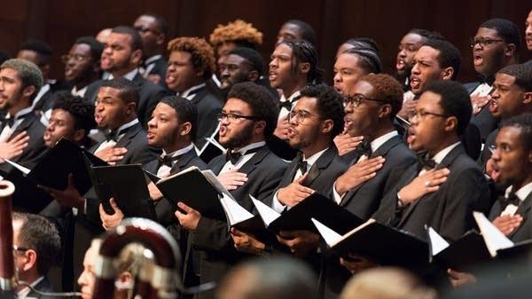 Choir in Tallahassee, Florida